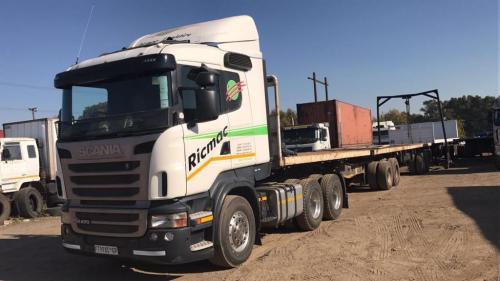Broadway Mining & Ricmac Logistics